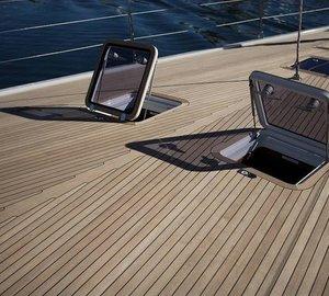 The 30m Yacht FAREWELL
