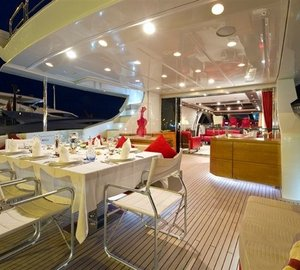Life On Board Yacht GOGAMIGOGA
