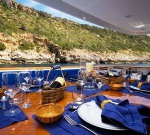 The 35m Yacht ALCOR