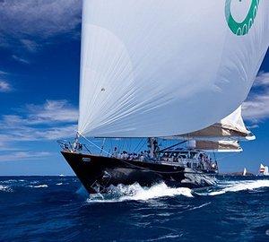 Cruising Aboard Yacht AXIA
