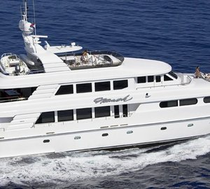 The 38m Yacht NAMOH