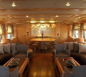 Profile: Yacht BLUE BREEZE's Saloon Image