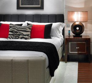Double Sized Cabin On Board Yacht CLICIA