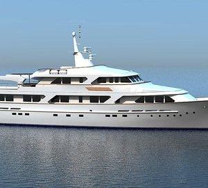 The 42m Yacht ANCALLIA