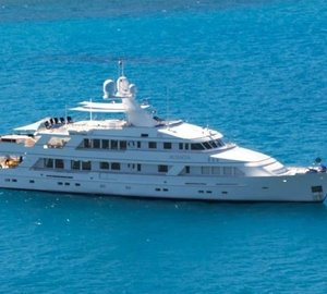 Overview On Board Yacht AUDACIA