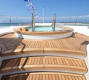 Jacuzzi Pool On Board