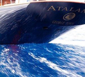 The 27m Yacht ATALANTE I