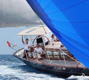 27m Sail Yacht ATALANTE