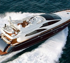 The 26m Yacht 4FIVE