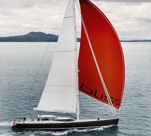 Cruising Under Sail Aboard Yacht BLISS