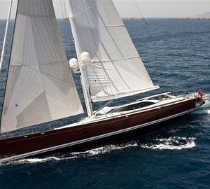 Overview: Yacht LUDYNOSA G's Cruising Captured