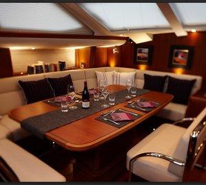 The 21m Yacht MAGRATHEA
