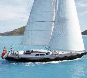 The 22m Yacht CAMPAI