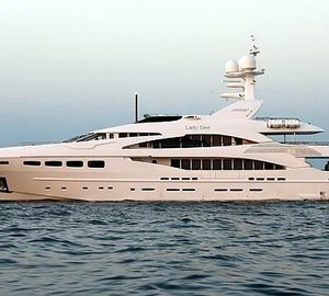 The 47m Yacht LADY DEE