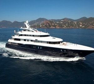 Overview: Yacht EXCELLENCE V's Cruising Image