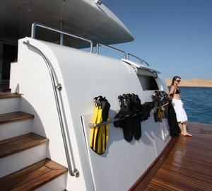 Deck Image Gallery – Luxury Yacht Browser | by ...