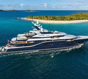 Yacht Solandge - Caribbean