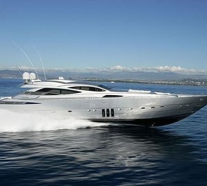 The 35m Yacht MISTRAL 55