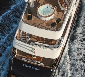 The 44m Yacht CHECKMATE