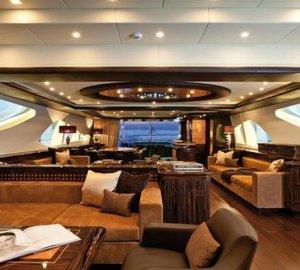 Eclipse yacht interior  Eclipse Yacht Charter Details, Blohm & Voss | CHARTERWORLD Luxury ...