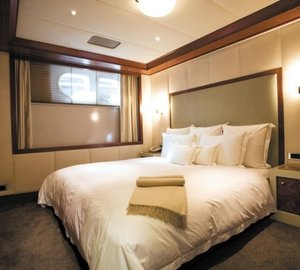 Guest's Cabin On Board Yacht LAZY Z