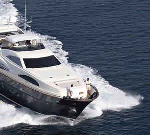 The 31m Yacht KIRIOS
