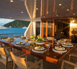 BROADWATER - Alfresco dining