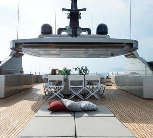 Cacos V Yacht - Exterior