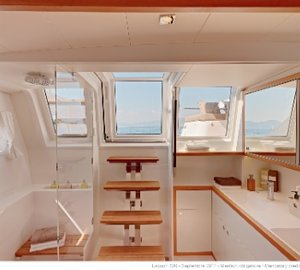 Catamaran Firefly -  Master Cabin View 2