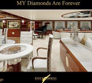 Diamonds Are Forever Superyacht Sky Lounge