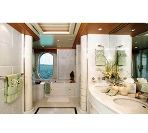 Feadship Motor Yacht HUNTRESS - The Master Ensuite