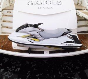 MY GIGIOLE - Swim platform