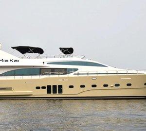 Motor Yacht MIA KAI - Profile