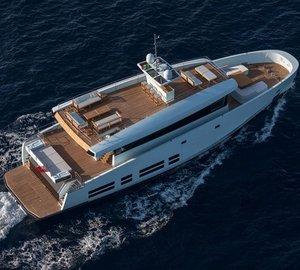 Motor yacht KANGA -  Main