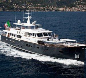 Motor yacht MARHABA - Main