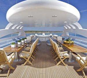 Motor yacht ORAMA -  Sundeck