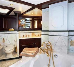 SILVIA M -  Master Bathroom