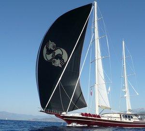 Sailing Yacht DAIMA - At Sail