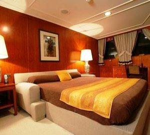 Secret Life VIP Stateroom