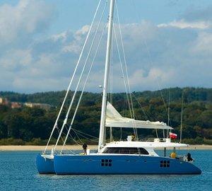 Sunreef 70 Sailing yacht Mamma Mia