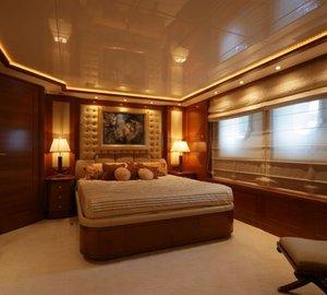 Superyacht OCEANOS -  Double Cabin