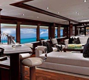 Yacht COCKTAILS -   Main Salon