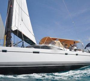 Yacht MAGRATHEA -  Main