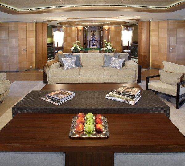 anastasia luxury italian sofa. The 75m Yacht ANASTASIA Anastasia Luxury Italian Sofa