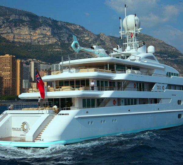The 78 M Royal Denship Motor Yacht Pegasus V Iii In Monaco