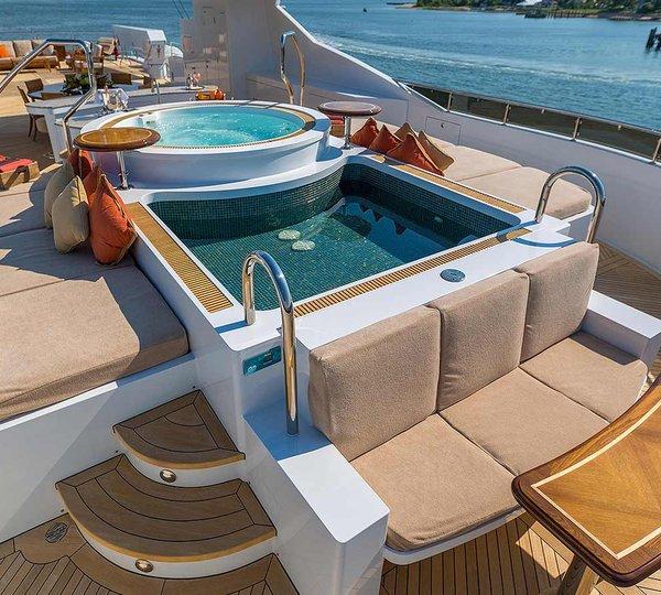 SKYFALL Yacht Charter Details, Trinity Yachts | CHARTERWORLD ...