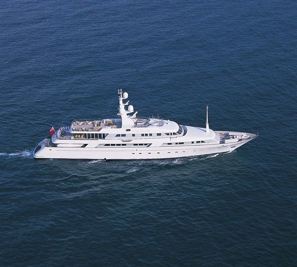 Admiral motor yacht Ouranos sold  Boat International
