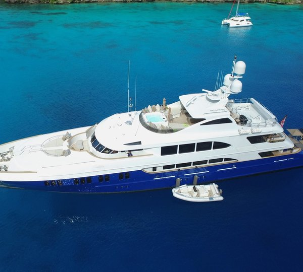 Ulrich Heesen yachts designed by superyacht naval architects and yacht designers