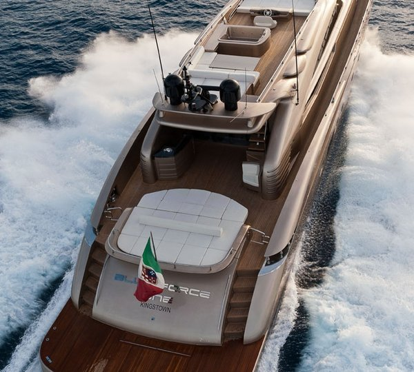 FIVE WAVES Yacht Charter Details, an AB Yachts Superyacht | CHARTERWORLD Luxury Superyachts