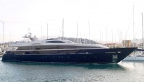 Admiral 42 - Photo Credit Cantieri Navali Lavagna